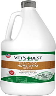 Vets Best Flea & Tick Spray, 8 oz, USA Made