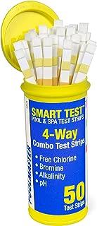 Poolmaster 22211 Smart Test 4-Way Swimming Pool and Spa...