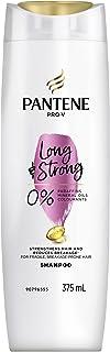 Pantene Long & Strong Shampoo 375ML, 1 count