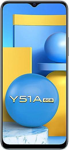 Vivo Y51A (Titanium Sapphire, 6GB RAM, 128GB Storage) with No Cost EMI/Additional Exchange Offers 1