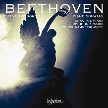 Beethoven: Piano Sonatas Opp.90, 101 & 106
