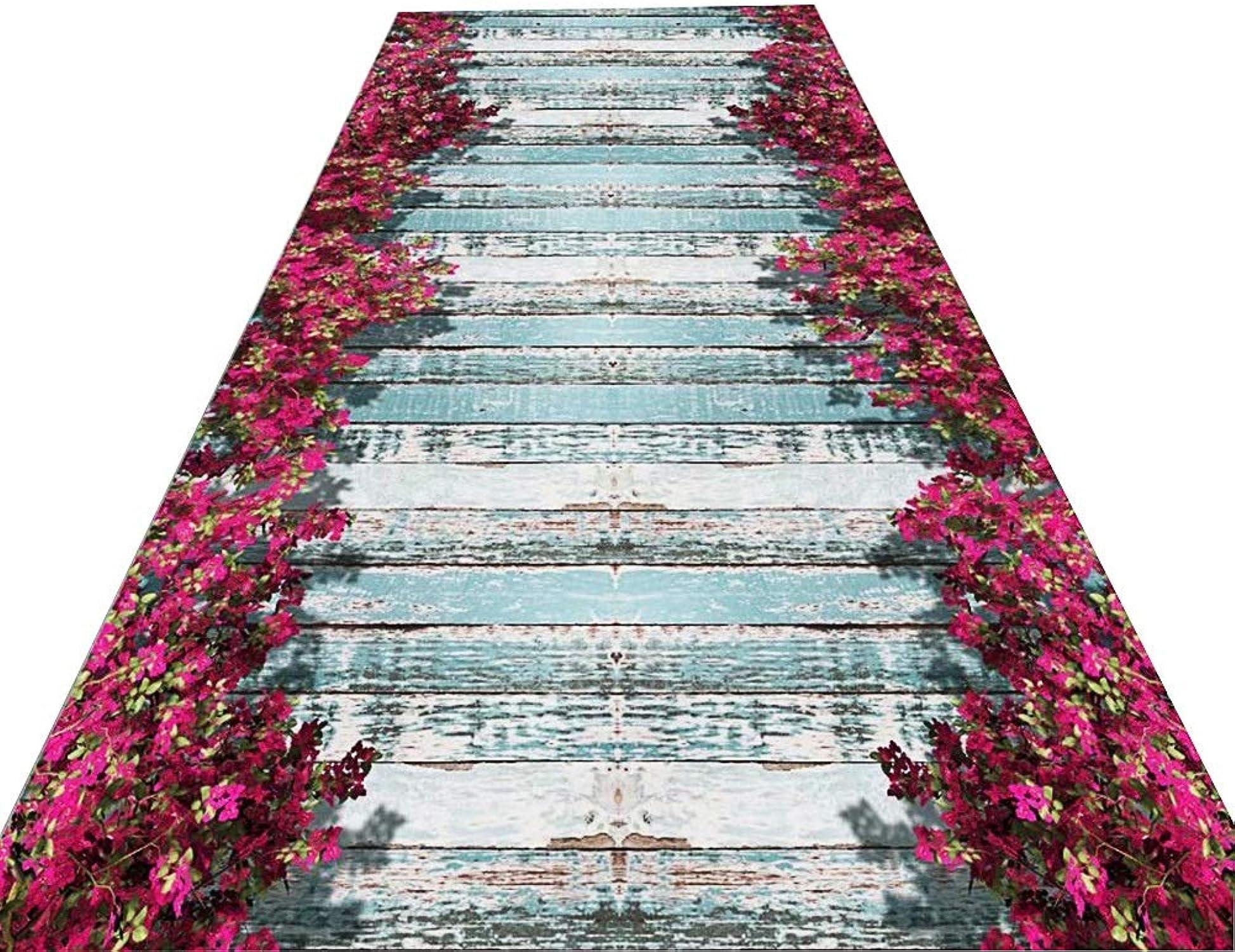 precios razonables ZHAOHUI-alfombras pasillo Corrojoor Corrojoor Corrojoor Impresión 3D Mancha Resistente A La DeColoración Antideslizante Lavar A Maquina, Personalizado, Opcional Multi-tamao (Color   A, Tamao   0.8x2m)  Los mejores precios y los estilos más frescos.