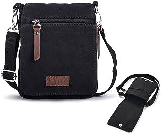 b65cbe4fc513 Ranboo Cross-body Bag Casual Shoulder Bags Hiking Purse Mens  Satchel for  Travel