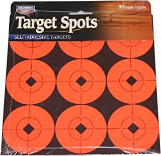 Birchwood Casey, Pack of 90, 2-inch Target Spots