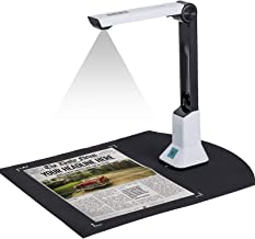 $92 » Document Camera for Teachers, High Definition Portable Scanner with OCR Text Recognition Function, Real-time Projection Vi...