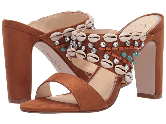 Jessica Simpson  Ambelle (Artisan Brown) Womens Shoes