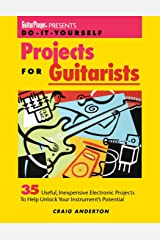 Guitar Player Presents Do-It-Yourself Projects for Guitarists Paperback