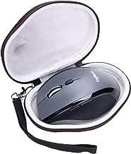 LTGEM EVA Hard Case for Logitech M705 Marathon Wireless Mouse - Travel Protective Carrying Storage Bag