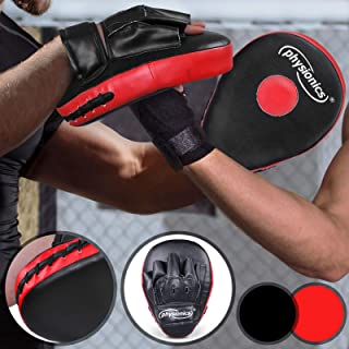 Manopla de boxeo para artes marciales taekwondo Flexzion karate UFC MMA sanda perforadora de piel sint/ética muay thai