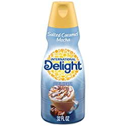 International Delight Salted Carmel Mocha, 32 oz