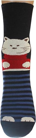 Frohe Weihnachten Weri Spezials Baby und Kinder Voll-ABS Frotee Anti-Rutsch Socken f/ür Jungen und M/ädchen In verschiedenen Muster und Farbvariationen.