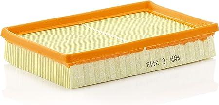 Original Mann Filter Luftfilter C 2448 Für Pkw Auto