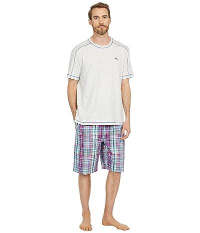 Tommy Bahama Cotton Woven Jam Pajama Set