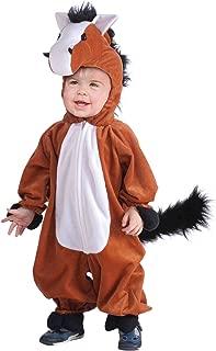 Plush Horse Toddler Costume