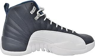 Nike Air Jordan 12 XII Retro Obsidian AJ12 Basketball Shoes 130690-410