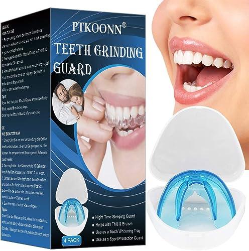 Protector dental, Kit de Protección Dental, Anti bruxismo, Ferula dental para bruxismo, Protector Bucal Cuidado Denta...