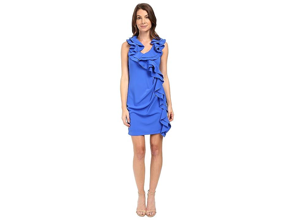 Eva by Eva Franco Cecile Dress (Cobalt) Women