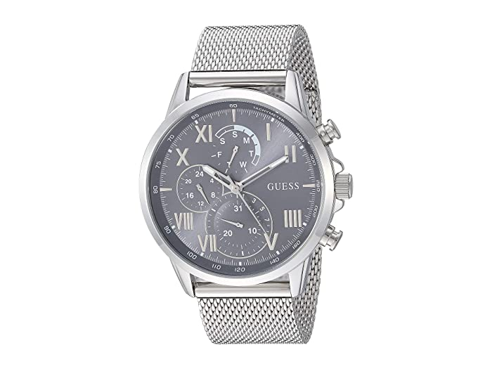 GUESS  U1310G1 (Silver-Tone) Watches