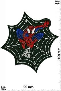 Spidermann Netz THWIPI Patch Aufn/äher Spider-Man Iron On Cartoon zum aufb/ügeln