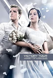 Cartoon world P1025 victory tour The Hunger Games Catching Fire Final trailer Katniss everdeen peeta mellark winners posters 24x36