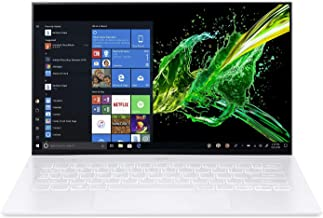 """Acer Swift 7 14"""" FHD IPS Touch Display Intel i7-8500Y, 16GB LPDDR3, 512GB PCIe NVMe SSD, Back-lit Keyboard, Windows 10 - S..."""