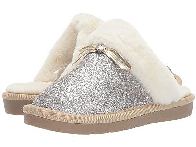 MICHAEL Michael Kors Kids Margot Comfy (Little Kid/Big Kid) (Gold/Silver) Girls Shoes