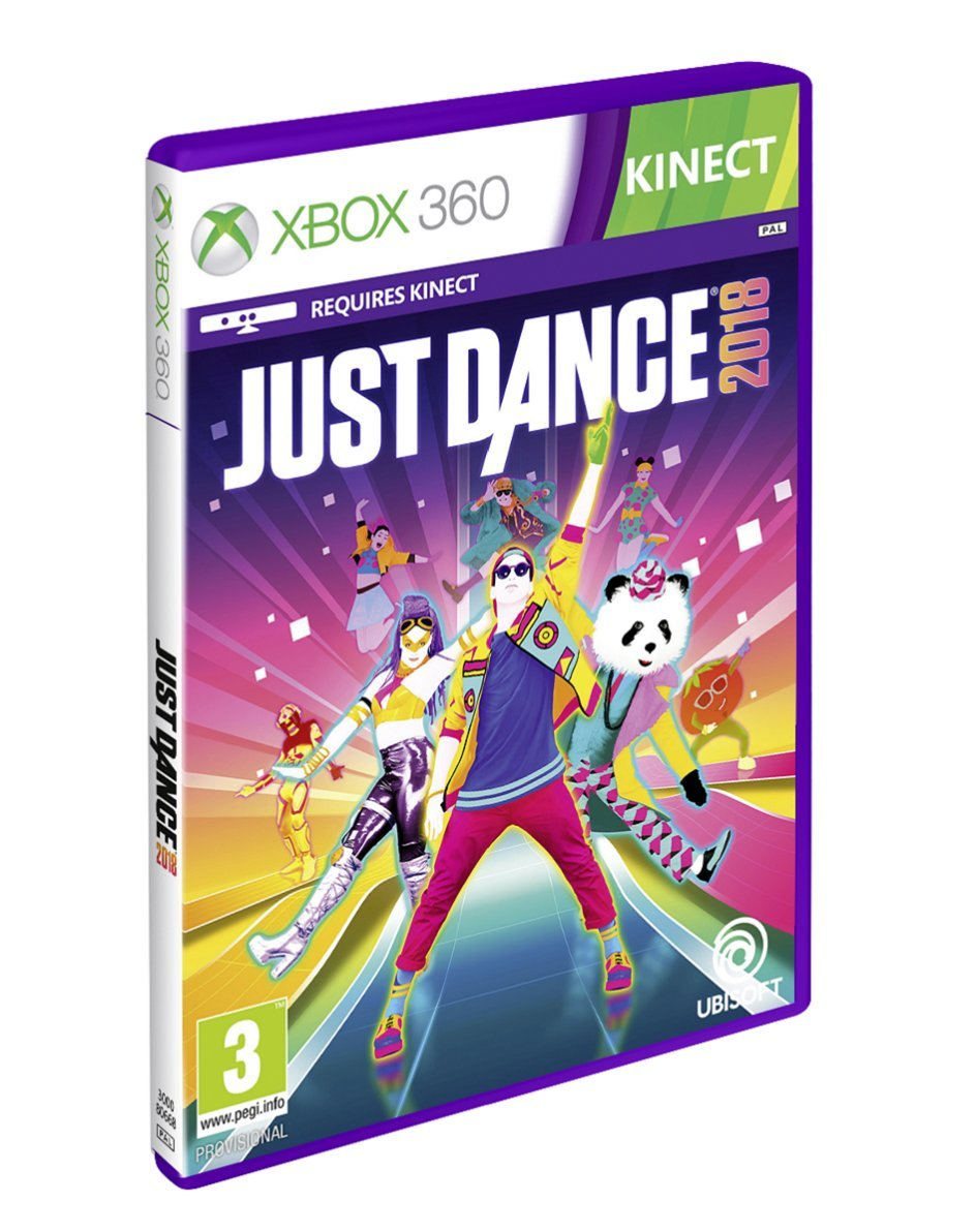Just Dance 2018 - Xbox 360 [Importación francesa]: Amazon.es ...