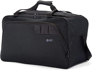 Bolsa de Viaje 40 x 25 x 20 cm BZ5410 Tamaño Equipaje de Mano Ryanair (Negro)