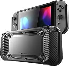 Mumba case Nintendo Switch,【重型】纤薄橡胶【扣合】硬质保护壳任天堂切换2017上市