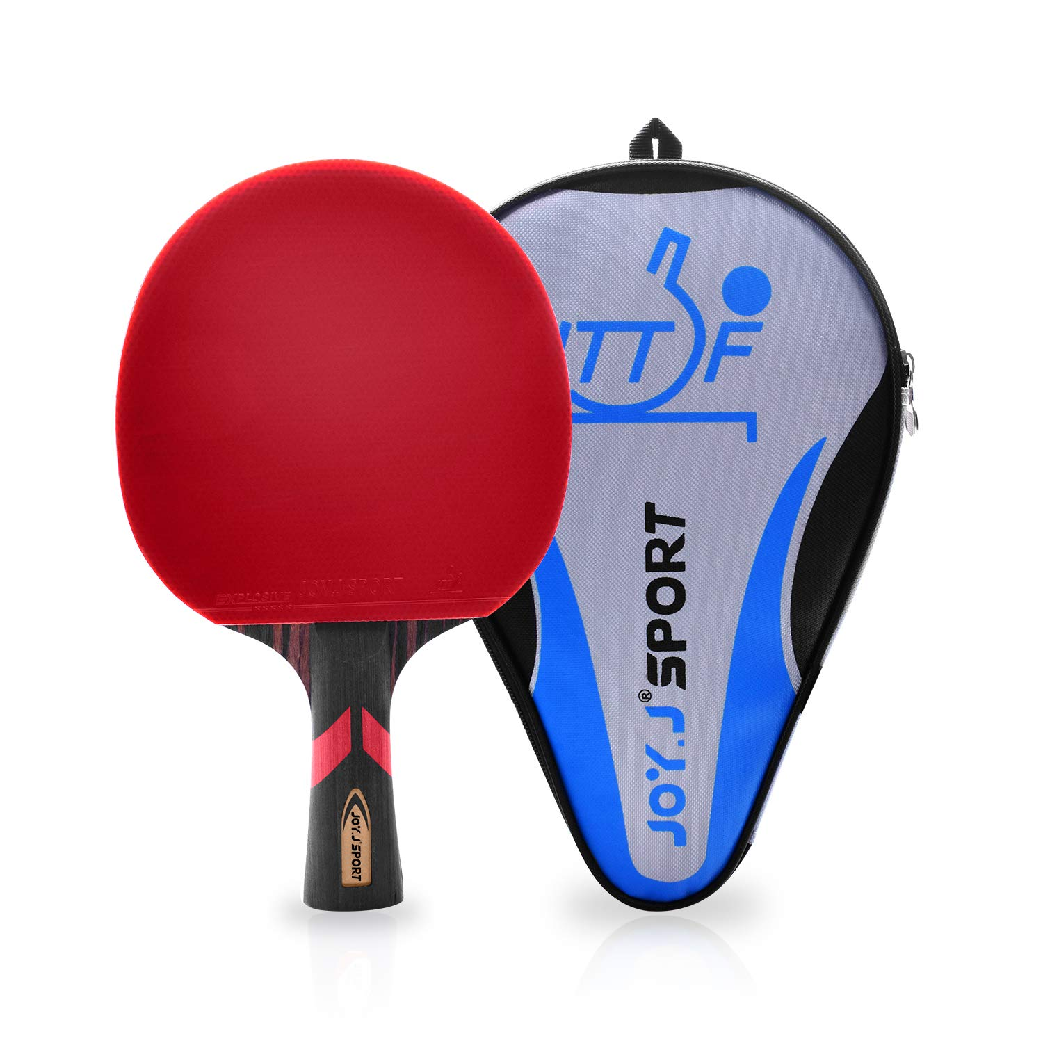 STIGA League Double Batwallet Red Ping Pong Table Tennis