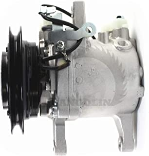 M108S M5040 M7040 SVO7E Air Conditioning Compressor AC Compressor for Kubota M8540 M9540 Tractor Air Conditioner Compressor Spare Parts
