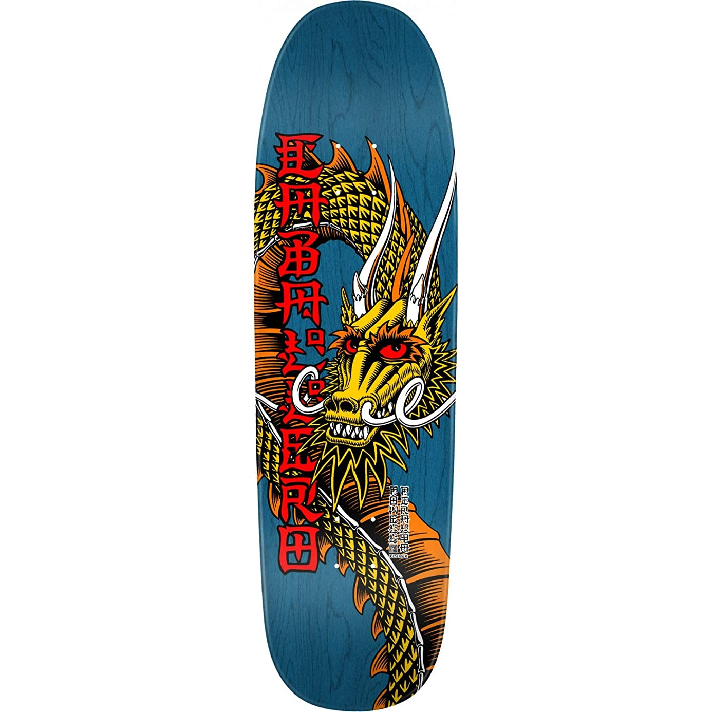 Powell-Peralta Caballero Ban This Blue Stain Skateboard Deck