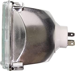 SYLVANIA H4666 Basic Halogen Sealed Beam Headlight 100x165, (Contains 1 Bulb)