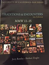 Traditions and Encounters 5th Edition MMW 11-15