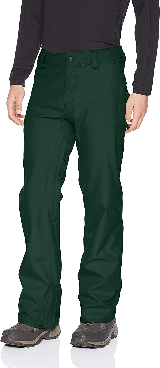 Volcom Men's Frickin Relaxed Fit Chino Snowboard Pant