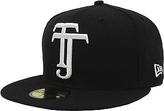 New Era 59Fifty Hat Tijuana Xolos TJ Caliente Soccer Mexican League Black Cap