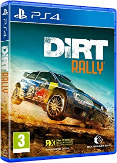 Dirt Rally by Codemasters, 2016 - PlayStation 4