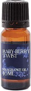 Mystic Moments Huile parfumée aux fruits rouges Baby Berry Twist 10 ml