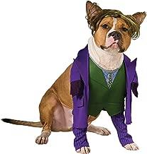 Batman The Dark Knight Joker Pet Costume, Medium