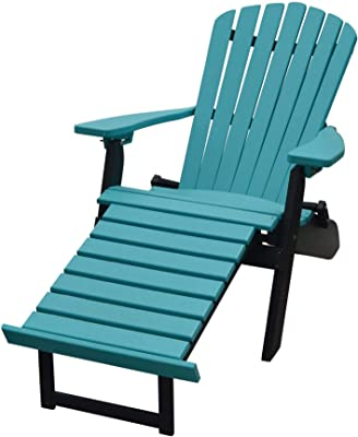 Amazon.com: PolyTEAK Silla reclinable de gran tamaño ...