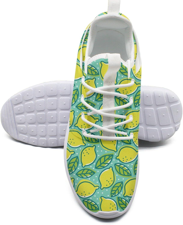 ERSER Benefits of Lemon Stability Running shoes Women