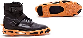 featured product Power Ice Cleats - Perfectly Fit to Shoes and Boots for Safe Activities in Winter, Outdoor or Slippery Terrain (Black Color)