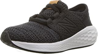 New Balance unisex-child Cruz V2 Fresh Foam Running Shoe