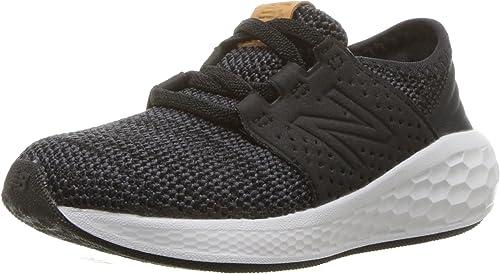 nouveau   garçons' Cruz V2 Fresh Foam FonctionneHommest chaussures, noir Magnet, 6.5 M US Big Enfant