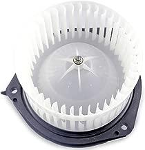 BOXI Blower Motor Fan for 02-05 Buick LeSabre, 02 Cadillac DeVille (2nd Design), 03-05 Cadillac DeVille, 03-04 Cadillac Seville, 02-03 Oldsmobile Aurora,02-05 Pontiac Bonneville 89018521