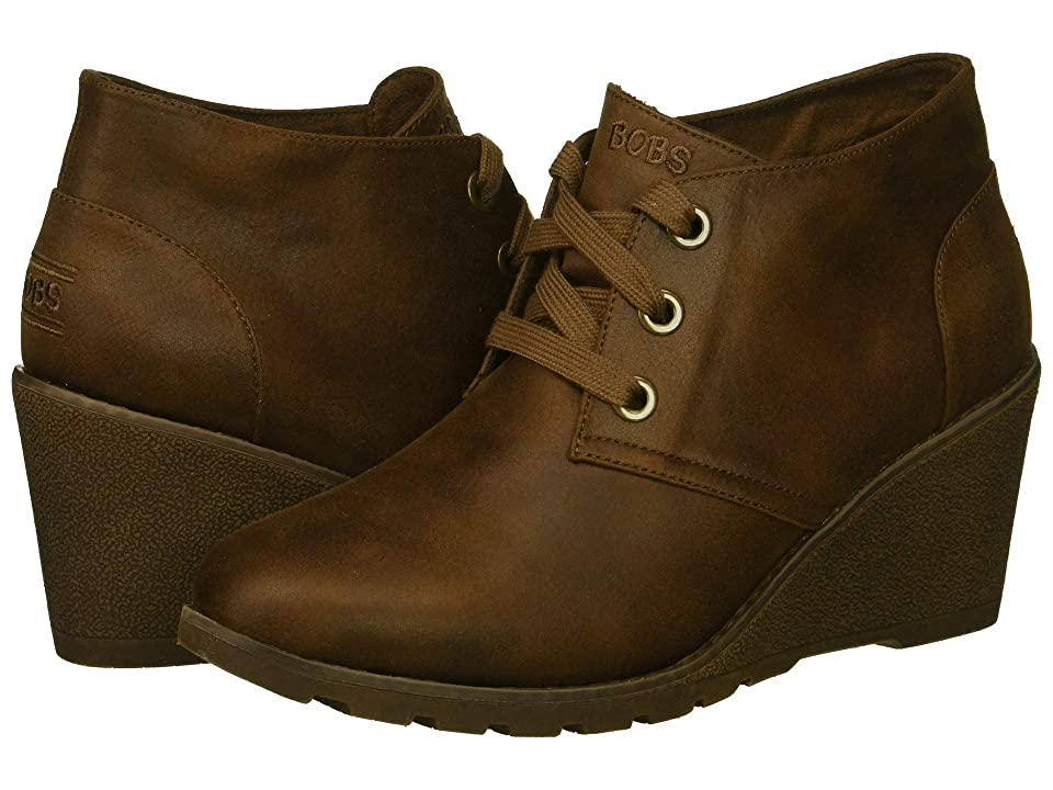 BOBS from SKECHERS Tumble Weed Goin West (Brown) Women