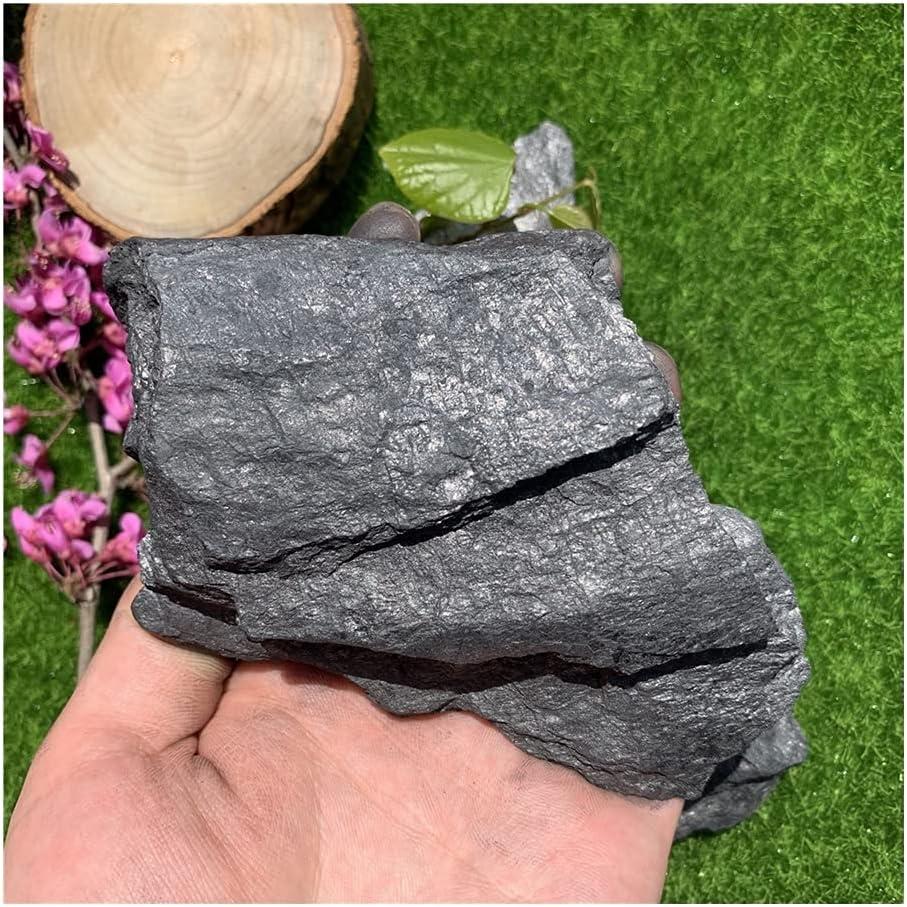 SAIYI Shungite Stone Natural Irregular He Fresno Mall Mineral Specimen Reiki Product