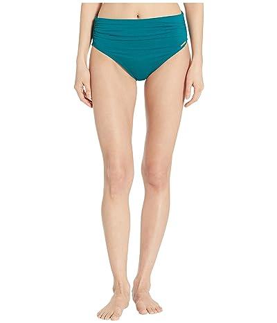 Vince Camuto Surf Shades Convertible High-Waist Bikini Bottoms (Hydro) Women