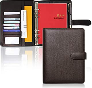 $44 » Synthetic Leather System Diary 2-Stage Handmade Organizer Planner with Daily Schedule, Users can Create Their own Diaries ...
