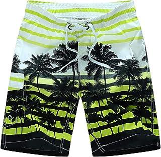 XXJIN Board Shorts for Men Swimming Trunks